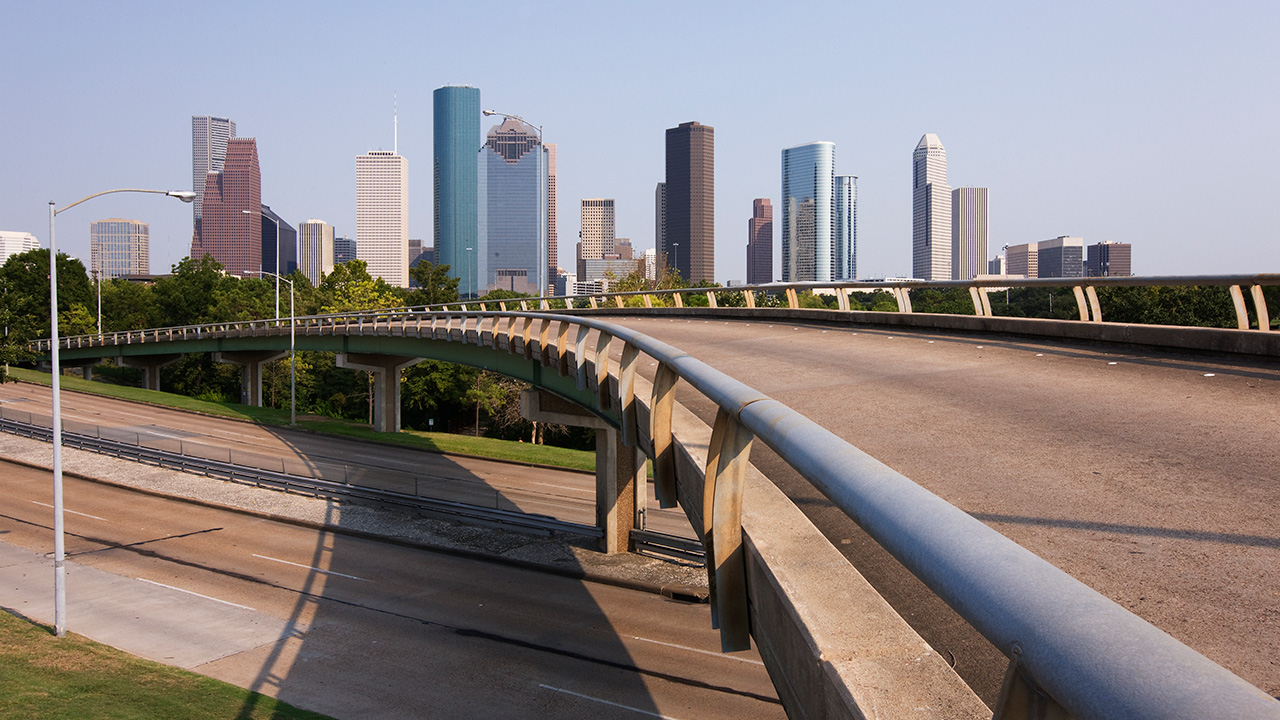 Houston Legends by Hank Moore